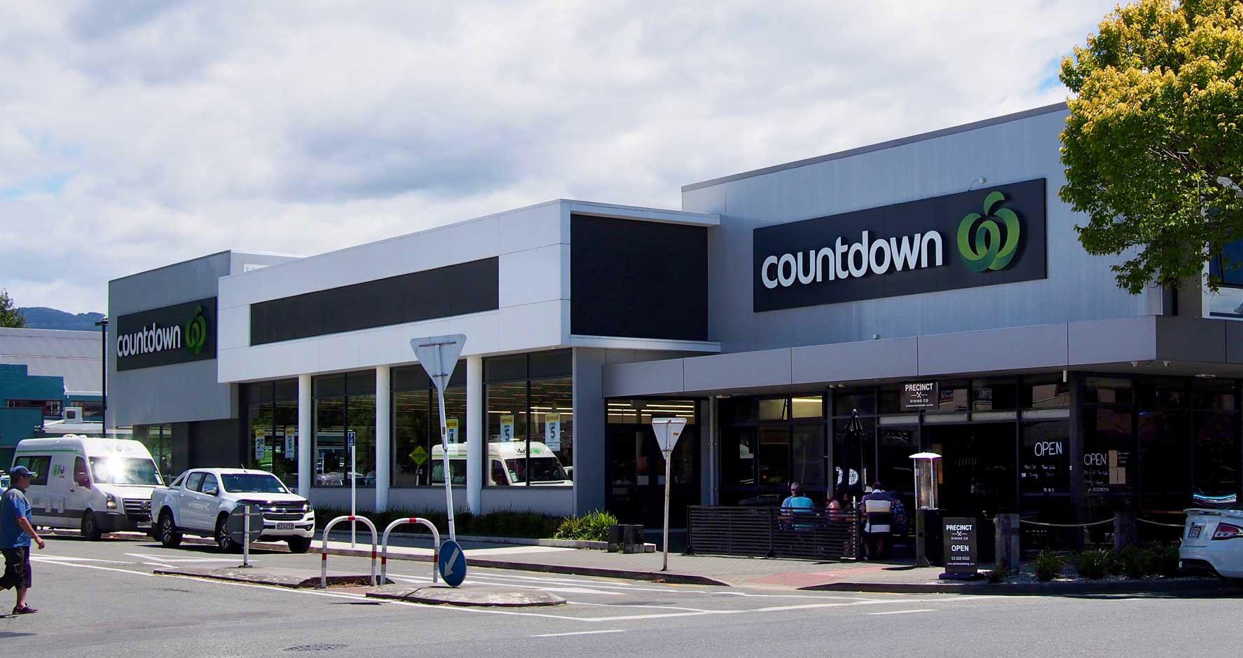 Countdown Motueka